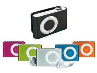 MP3 & Headphones